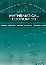 Mathematical Economics by Jeffrey Baldani