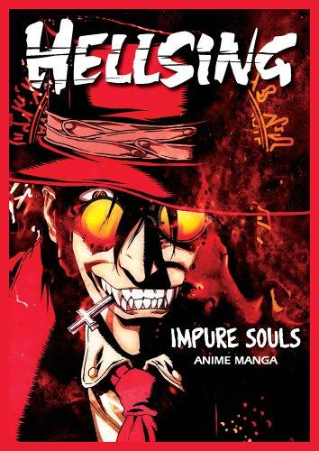 Hellsing: Impure Souls Anime Manga (Hellsing), HIRANO, KOHTA