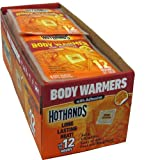 HotHands Adhesive Body Warmer (40 count) by HotHands
