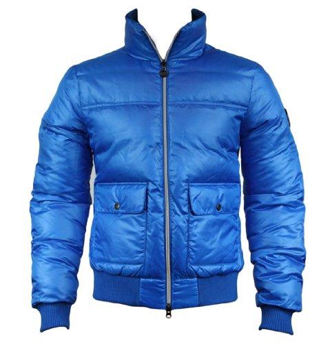 Emporio Armani EA7 271360 2A341 Mens Down Quilted Jacket Periwink M
