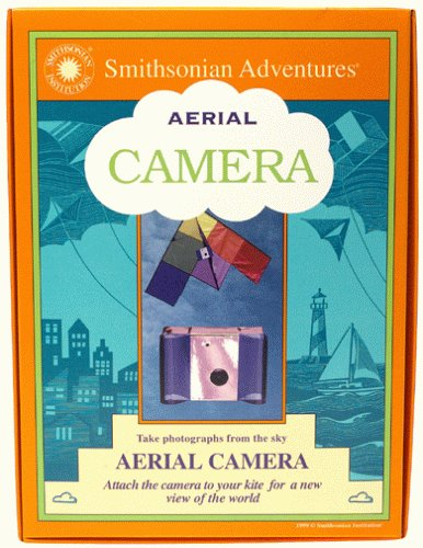 Aerial Camera kit for kites by Smithsonian Adventures - 1
