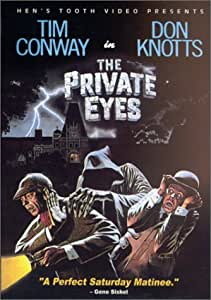 The Private Eyes (1981)