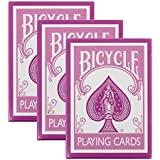Bicycle Pink Back Playing Cards