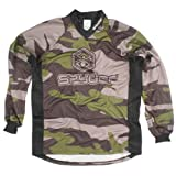 Spyder 07 Men's Paintball Jersey - Camo