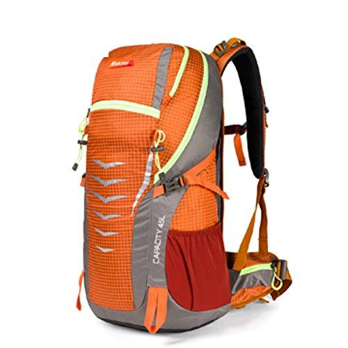 escalade extérieur sac / sac à dos / épaule multifonctions-Orange 1 45L