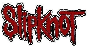 Slipknot Logo Official Cut Out Patch