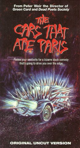 Cars That Ate Paris [Import]