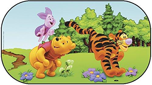Disney 13061 1 Tendina Parasole Posteriore Stopuvex, Misura L, 90 x 40 cm, Modello Winnie