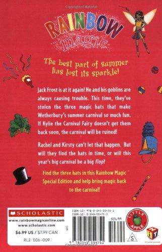 Kylie the Carnival Fairy (Rainbow Magic)
