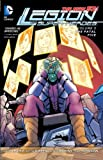 img - for Legion of Super-Heroes Vol. 3: The Fatal Five (The New 52) book / textbook / text book