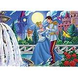 Posterhouzz Movie Cinderella (1950) Disney Cinderella Cartoon HD Wallpaper Background Fine Art Paper Print Poster