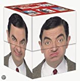 MR. BEAN Complete Collection BEANTASTIC: Complete TV-Series / Mr. Bean's Holiday [2007] / The Ultimate Disaster Movie [1997] / Mr. Bean Volumes 1, 2, 3 and 4(6 DVD Collectors Box Set) [IMPORT]