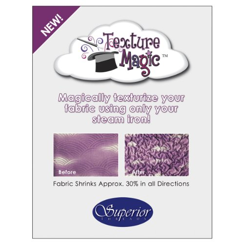 Superior Threads Texture Magic Steam-Activated Shrinking Fabric 1/2 Yard Piece (47 In. X 18 In.) front-135173