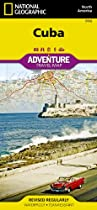 Cuba: National Geographic: Adventure Map (National Geographic: Adventure Map (3112))