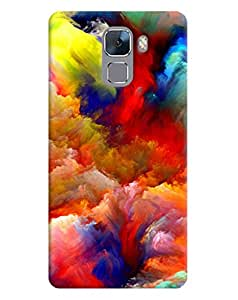 Back Cover for Huawei Honor 7