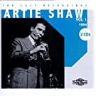 Artie Shaw, The Last Recordings Volume 1 (1954)
