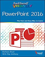 Teach Yourself VISUALLY PowerPoint 2016