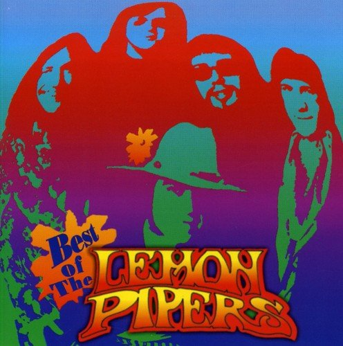 CD : LEMON PIPERS - Best Of