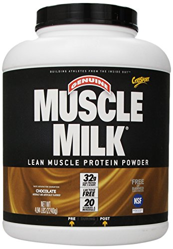 CytoSport - Muscle Milk - 2,2 kg - Cioccolato