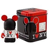 バイナルメーション 3インチ ミッキーマウスフィギュア New York ''I Mickey NY'' 平行輸入品