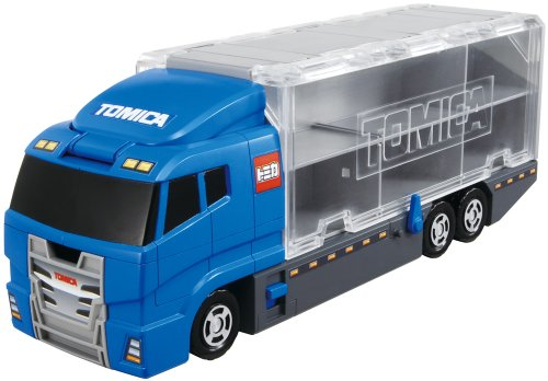 Tomica World - Put off Convoy