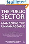 The Public Sector: Managing the unman...