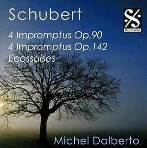 MICHEL DALBERTO / IMPROMPTUS & ECCOSSAISES /
