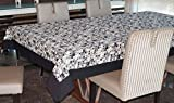 Lushomes 4 Seater Coins Printed Table Cloth