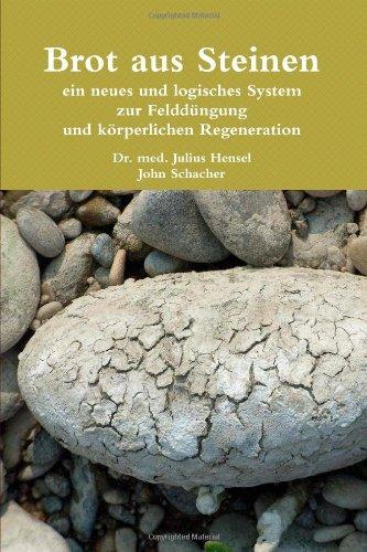 Buchcover: Brot Aus Steinen