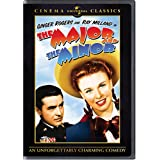 The Major and the Minor (Universal Cinema Classics) ~ Ginger Rogers