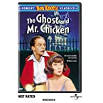 The Ghost And Mr. Chicken DVD