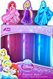 Disney Minnie Mouse and Disney Princesses Popsicle Makers Includes 3 Popsicle Molds and Stand Summer FUN Make Tasty Frozen Treats (DISNEY PRINCESSES)