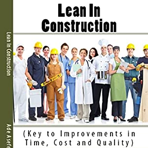 Lean in Construction Audiobook
