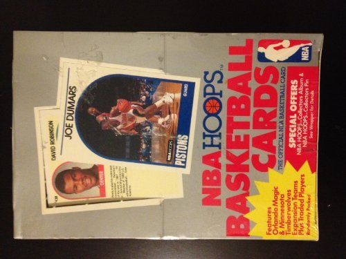 1989 NBA Hoops Basketball Cards Official by NBA günstig online kaufen