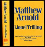 Matthew Arnold (004928018X) by Trilling, Lionel