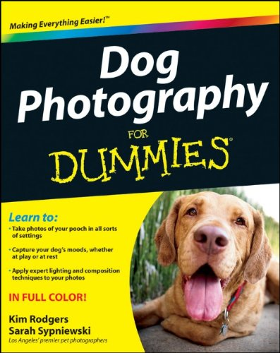 Dog Photography For Dummies (For Dummies (Sports & Hobbies))