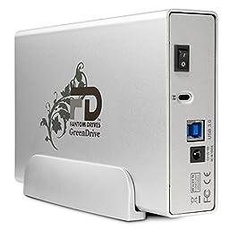 Fantom GreenDrive3 USB 3.0/2.0 4TB External Hard Drive (GD4000U3)