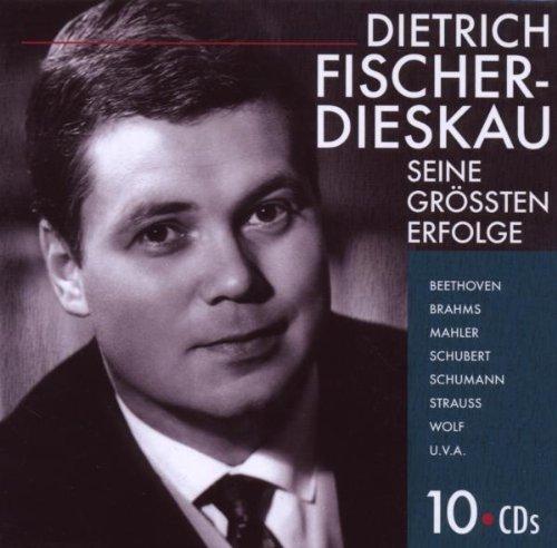 Dietrich Fischer-Dieskau Seine Grossten Erfolge