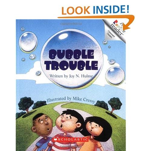 Bubble Trouble (Rookie Readers: Level B)