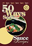 Sauce Recipes, Second Edition (50 Ways (Tate Publishing))