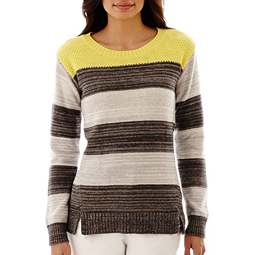 liz-claiborne-long-sleeve-striped-rugby-sweater-various-size-pl