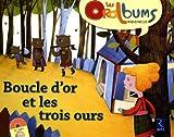 Image de Boucle d'or et les trois ours (1CD audio)