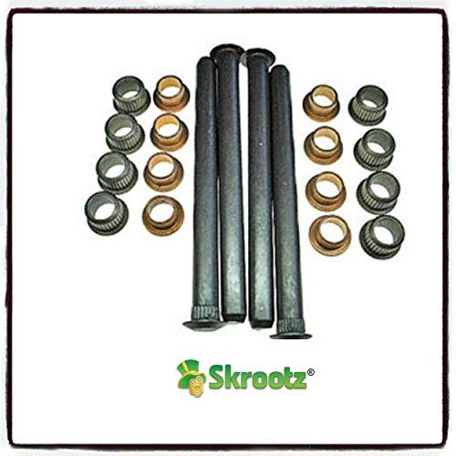 Skroutz@ Chevy C/K truck door hinge pins pin bushing kit (Chevy Truck Door Pins compare prices)