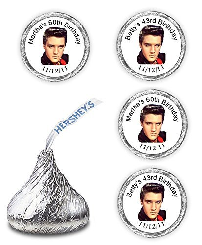 108-elvis-presley-birthday-party-hershey-kisses-favors-candy-stickers-by-unbranded