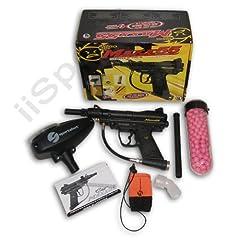 Buy Extreme Rage Maxx Paintball Gun .55 caliber Paintball Gun Starter Set maxx55 by Extreme Rage