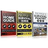 PREPPER'S SURVIVAL GUIDE / PREPPER'S PANTRY / PREPPER'S HOME GUIDE - 3 BOOK BOX SET! ONE GREAT LOW PRICE!  DOWNLOAD TODAY AND RECEIVE A FREE BONUS! Today only, get this Amazon top seller for one great low price  Read on your PC, Mac, smart phone, tab...