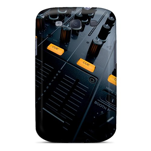 Galaxy S3 Cover Case - Eco-Friendly Packaging(Pioneer Djm 800)