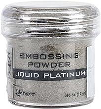 Goffratura polvere 1Oz Jar-Liquid Platinum