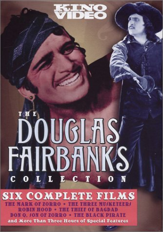 Douglas Fairbanks Collection [DVD] [1925] [Region 1] [US Import] [NTSC]