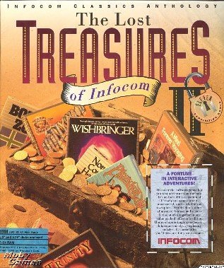 Lost Treasures of Infocom 2 (Apple Ii Dos compare prices)